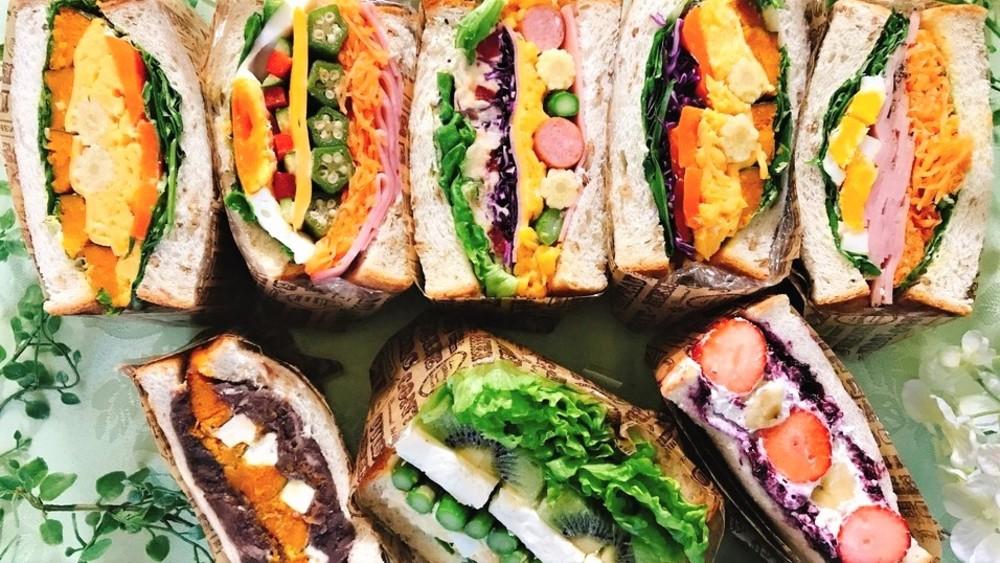 ピクニックでも崩れない「萌え断サンドイッチ」作りに挑戦!