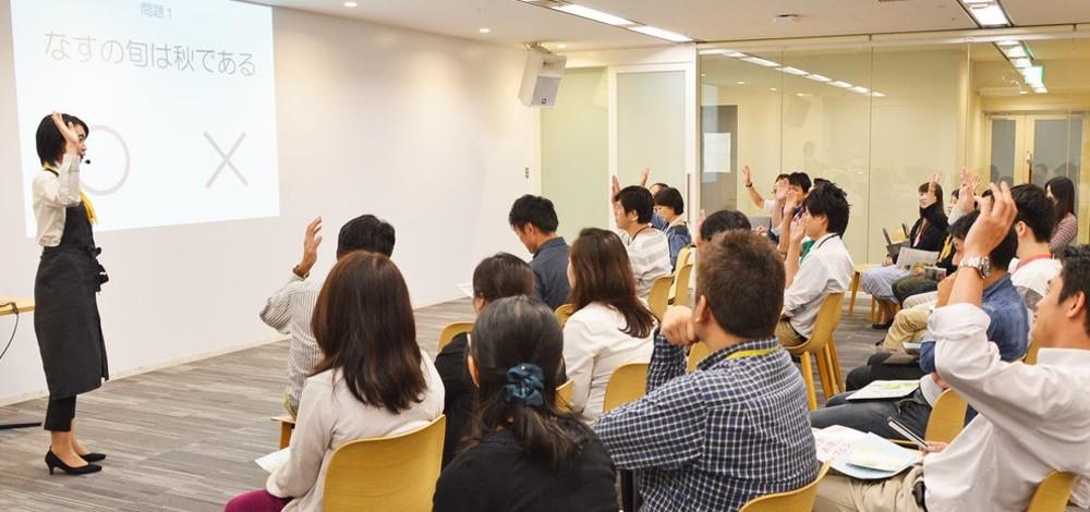 ソニー(株)様 品川シーサイドビジネスセンターで食育マルシェ開催!