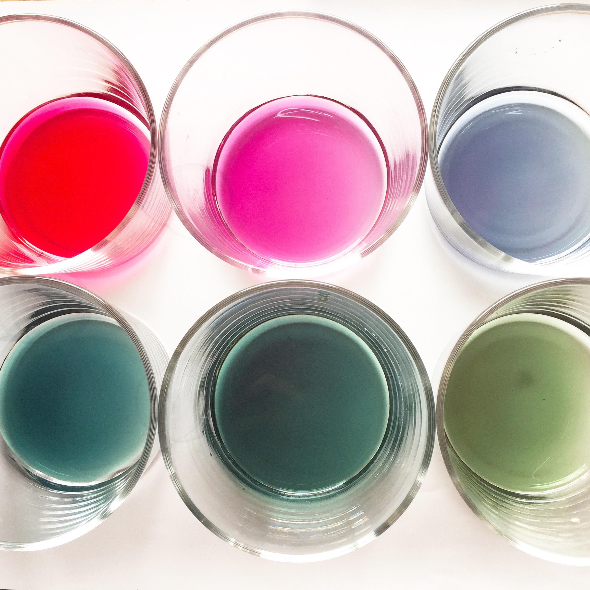 野菜色素の不思議な力〜アントシアニン酸性アルカリ性の色は?