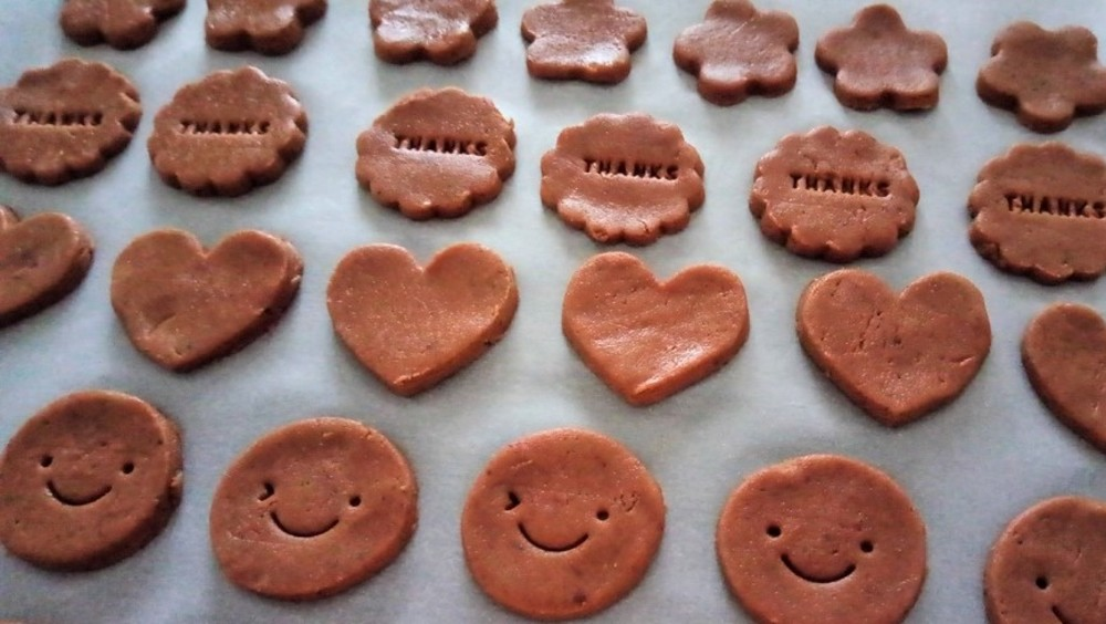 チョコ代わり?注目食材「キャロブ」で手作りバレンタイン♪
