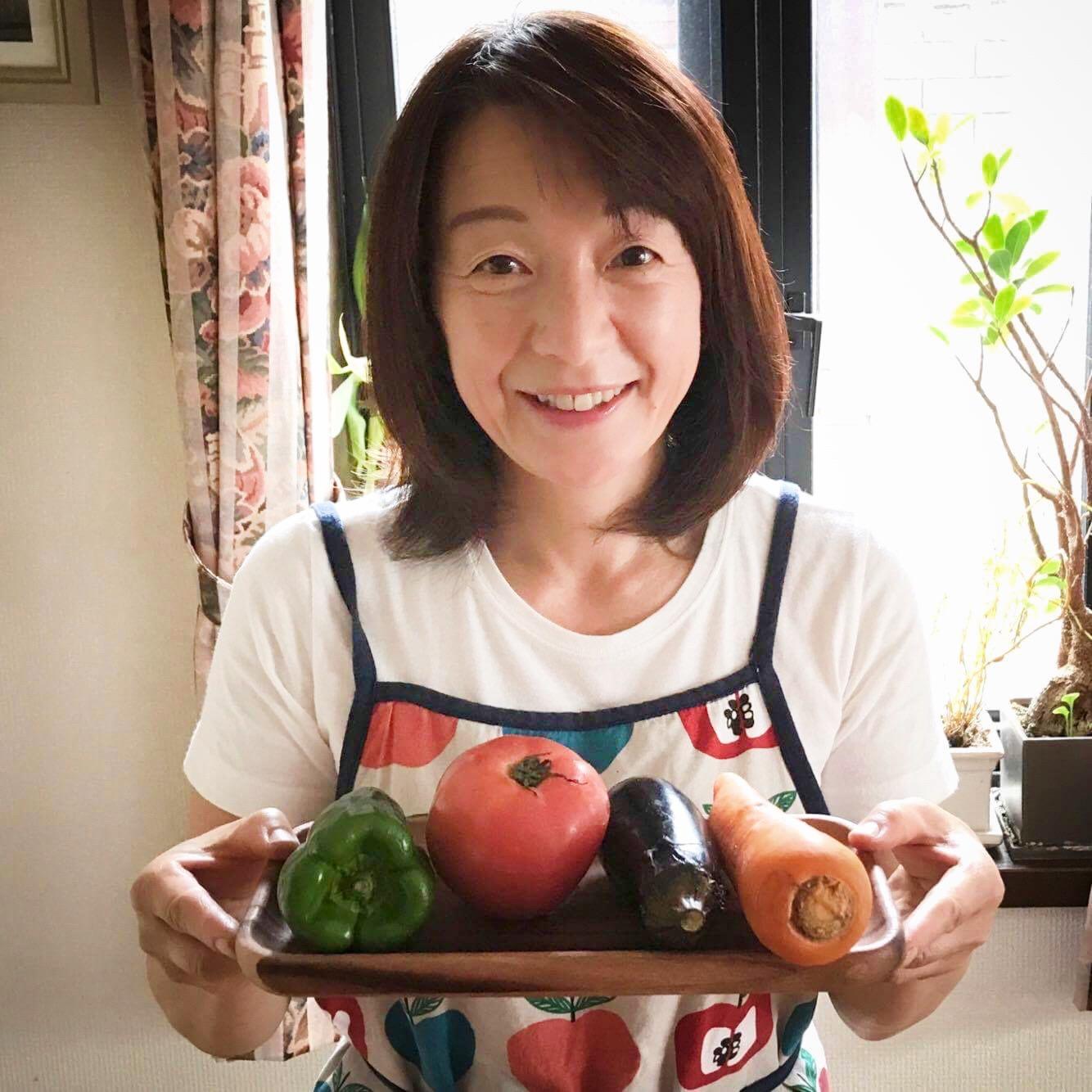 一日の野菜摂取量目標「365g」7日間チャレンジリレー①