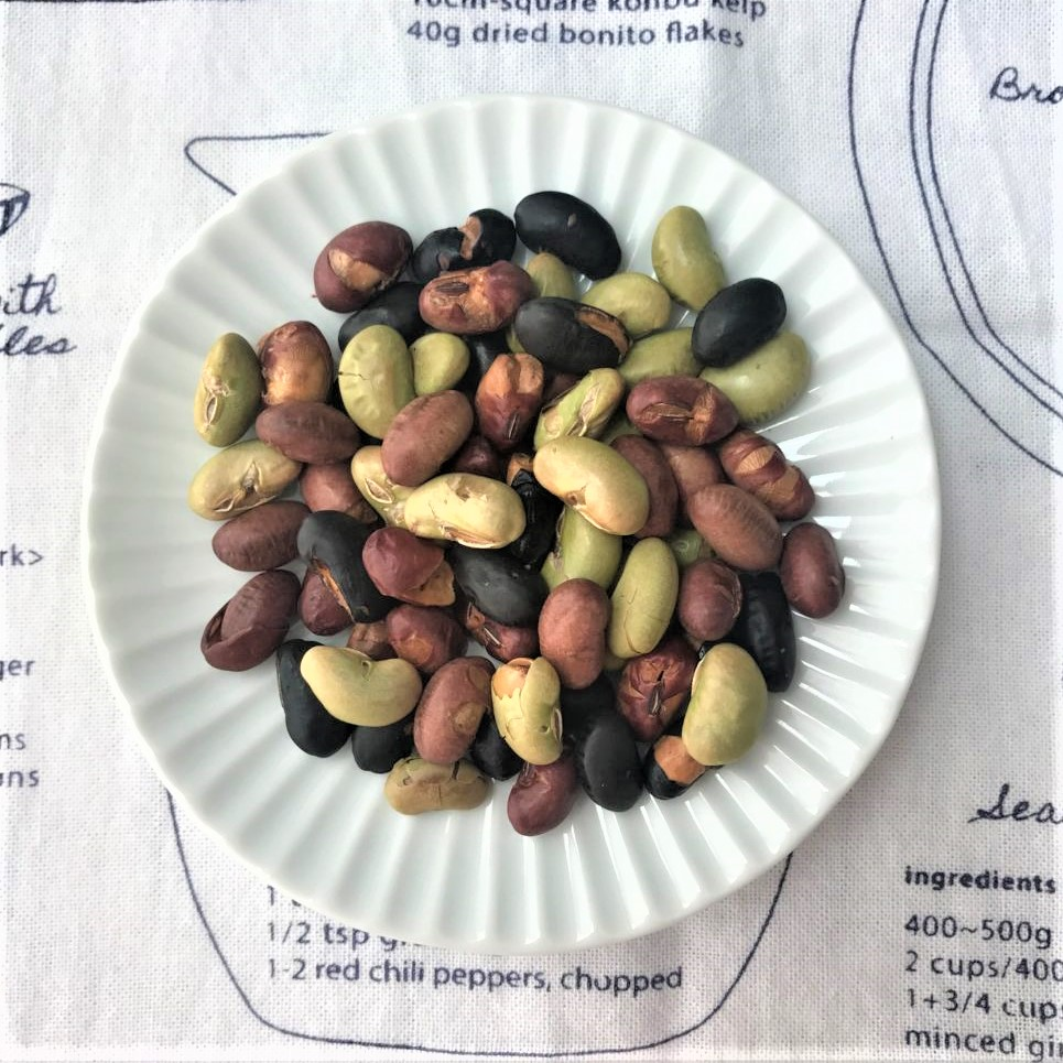 「豆」を食べて、まめに暮らそう!【食のことわざ慣用句〜意味・由来まとめ】