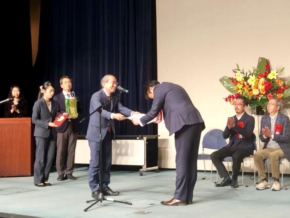 (株)VACAVOが食育マルシェで「かわさき起業家賞」受賞!!