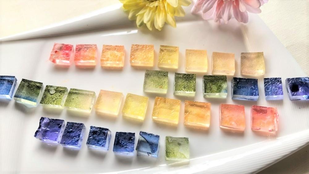 食べられる宝石!キラキラ和菓子「琥珀糖こはくとう」を作ってみた