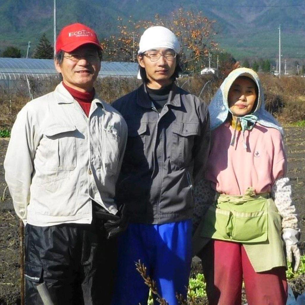 長野県《 アルプス 八幡農園》