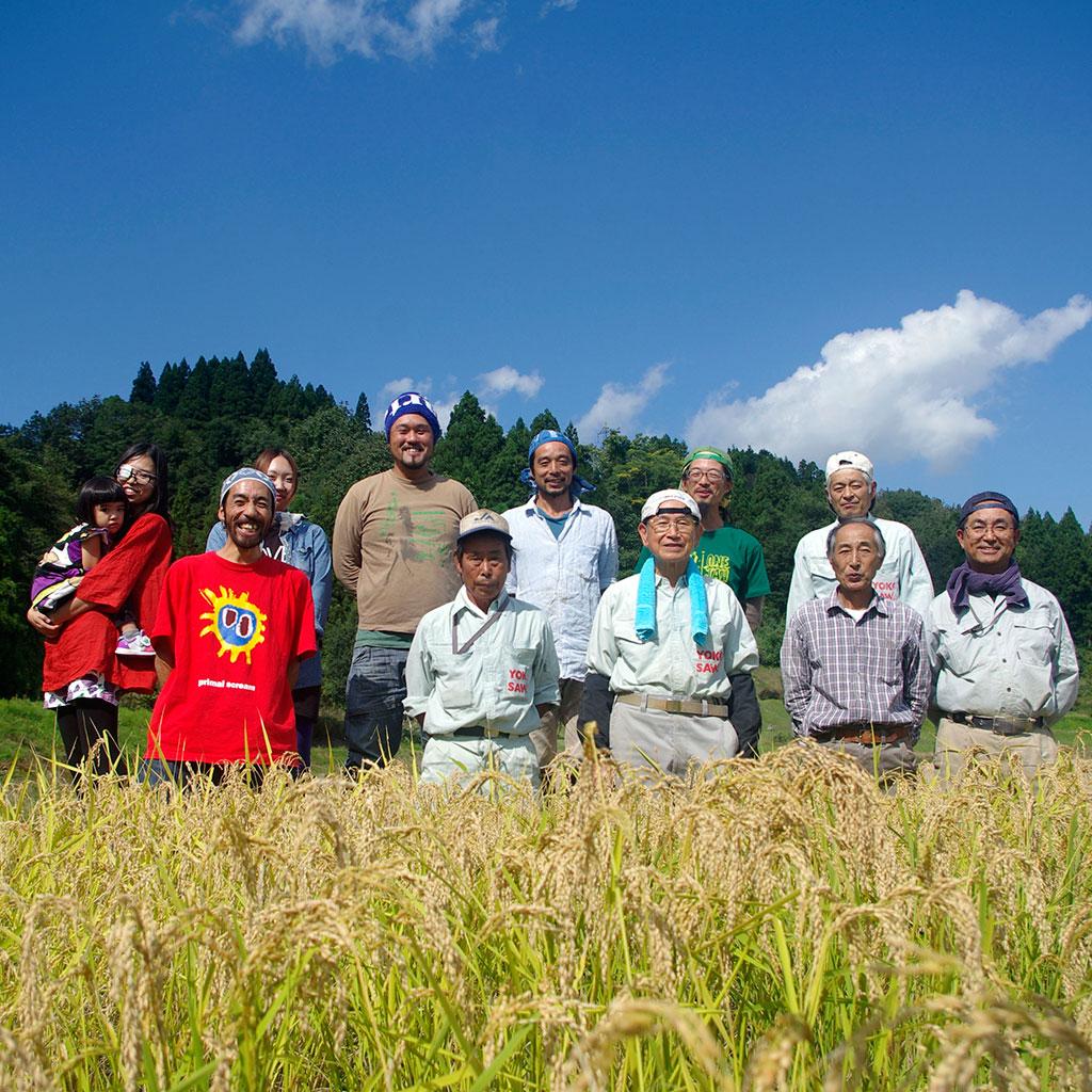 新潟県《 農事組合法人よこさわ 》