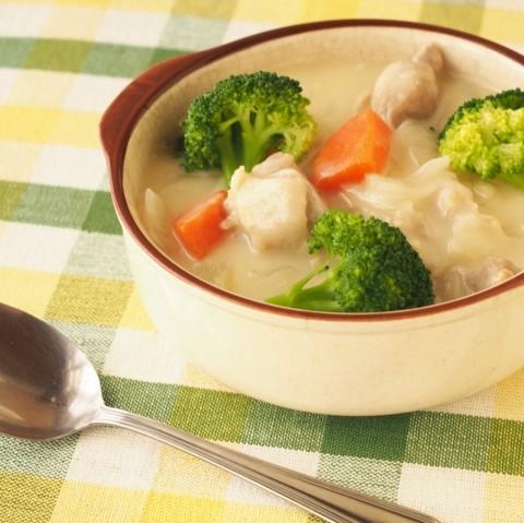 クリスマスディナーはたっぷり野菜のクリームシチューで温まろう