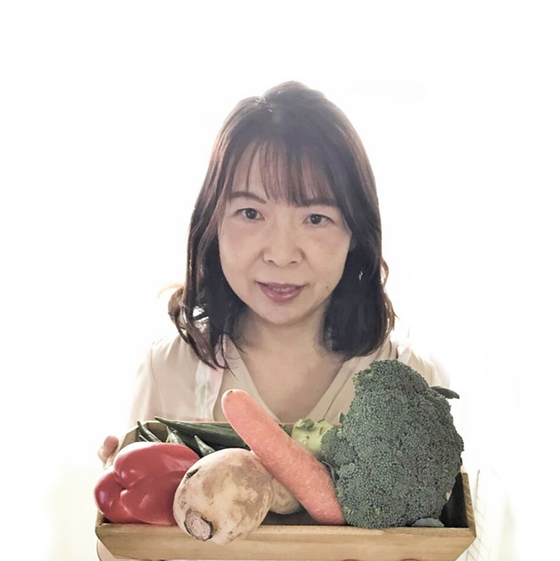 一日の野菜摂取量目標「365g」7日間チャレンジリレー③