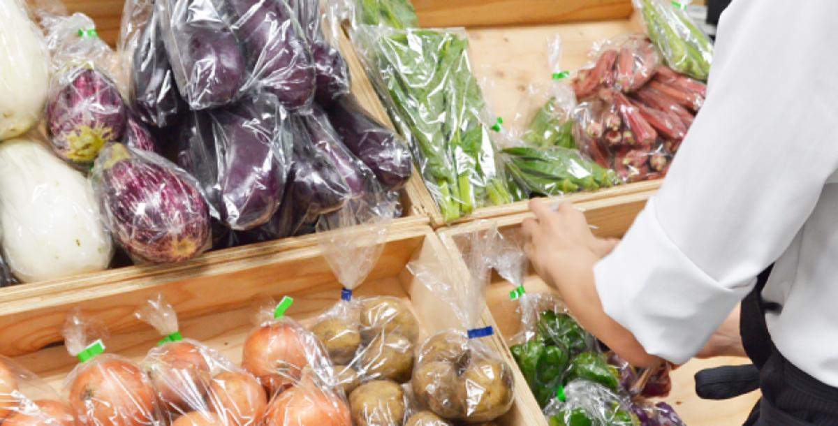 【大阪府】アクセス良好!野菜販売スタッフ募集!J…