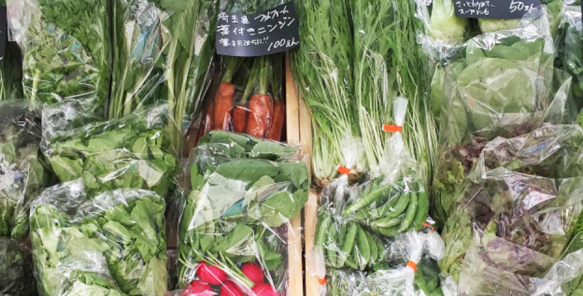 【大阪府】<店内販売>高報酬!産直野菜販売のお仕…