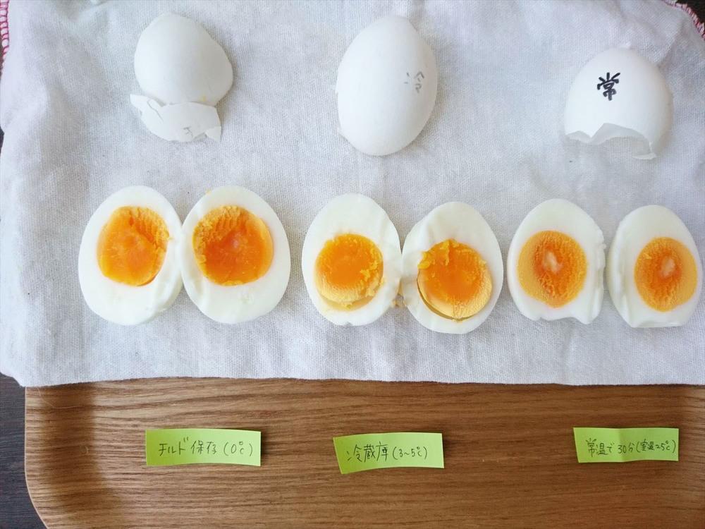 温泉 卵 レシピ