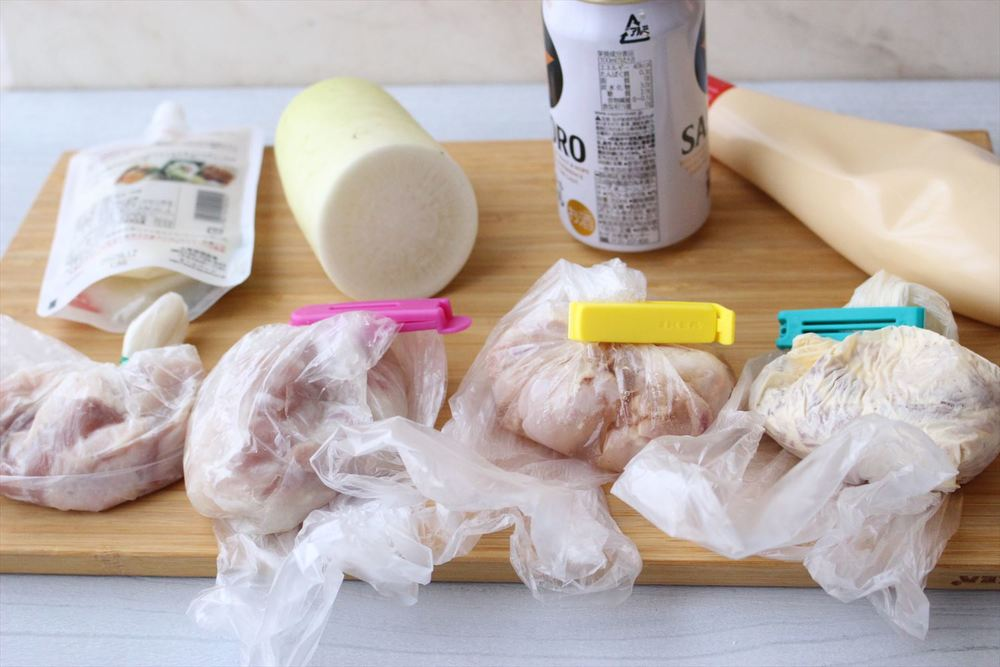 衣カリカリ肉汁ジュワ~♪ジューシーな唐揚げを作る方法は?油の温度と二度揚げ実験